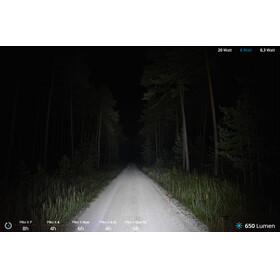 Lupine Piko X Duo - Lampe frontale - noir